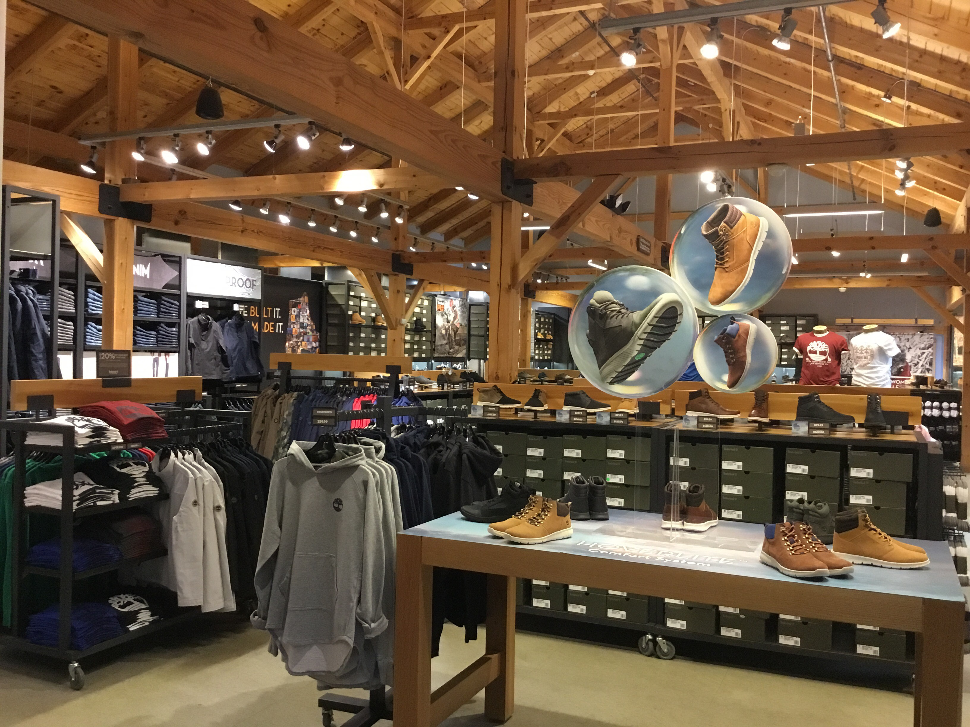 timberland outlet store online