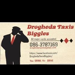 Drogeha Taxi Biggles, Taxi, Louth