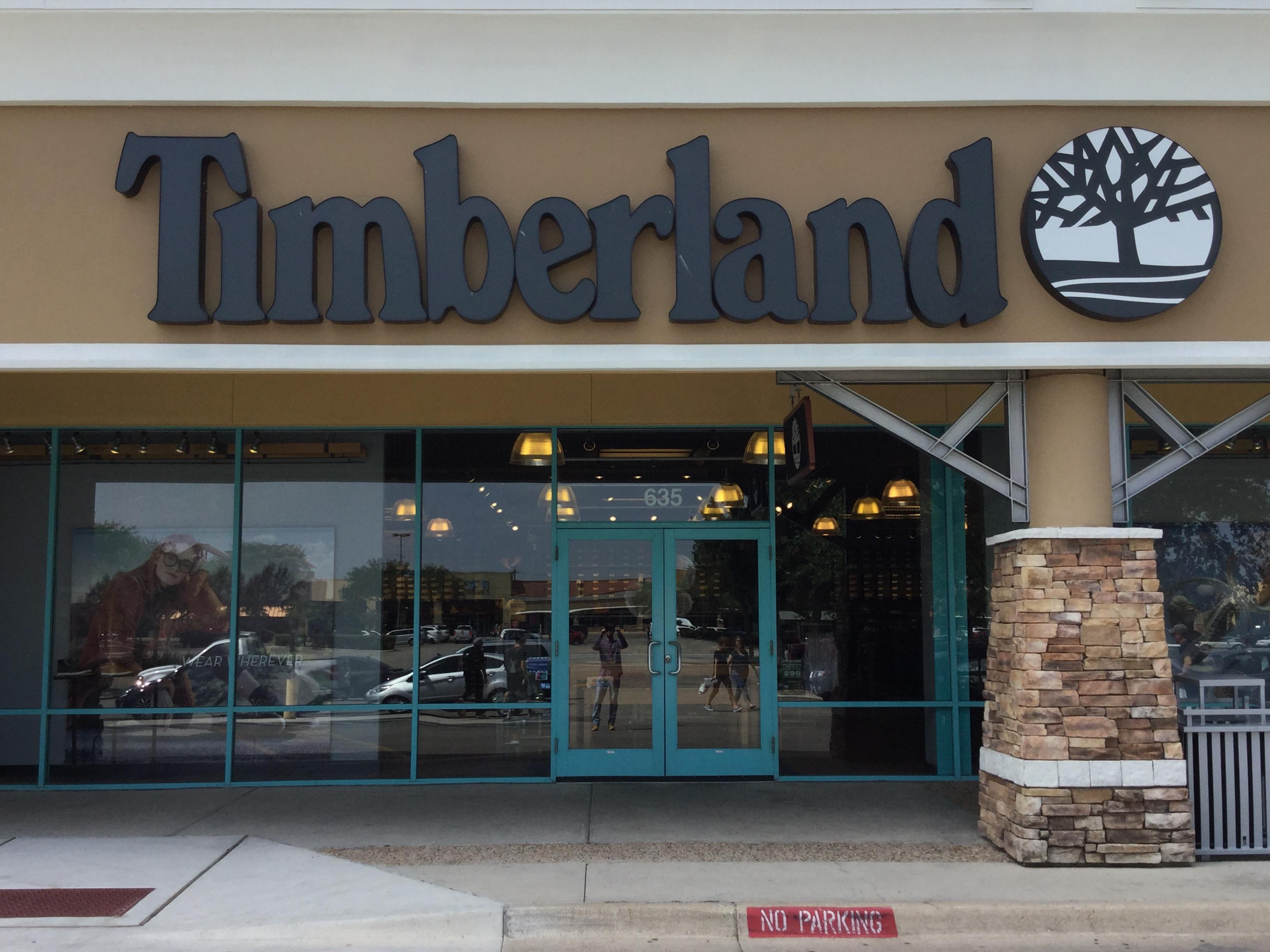 Timberland Store Photo