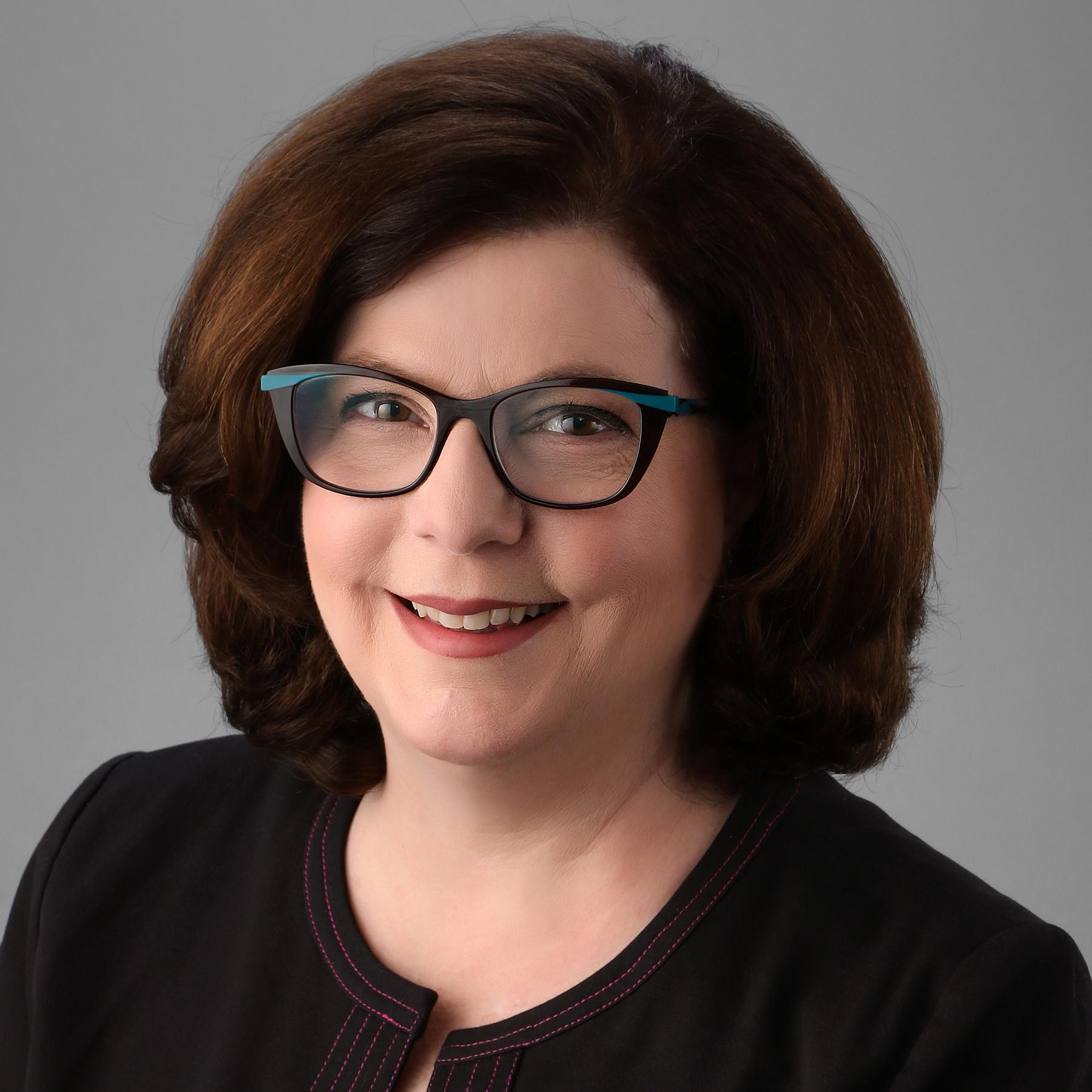 Portrait of Paula McDonnell