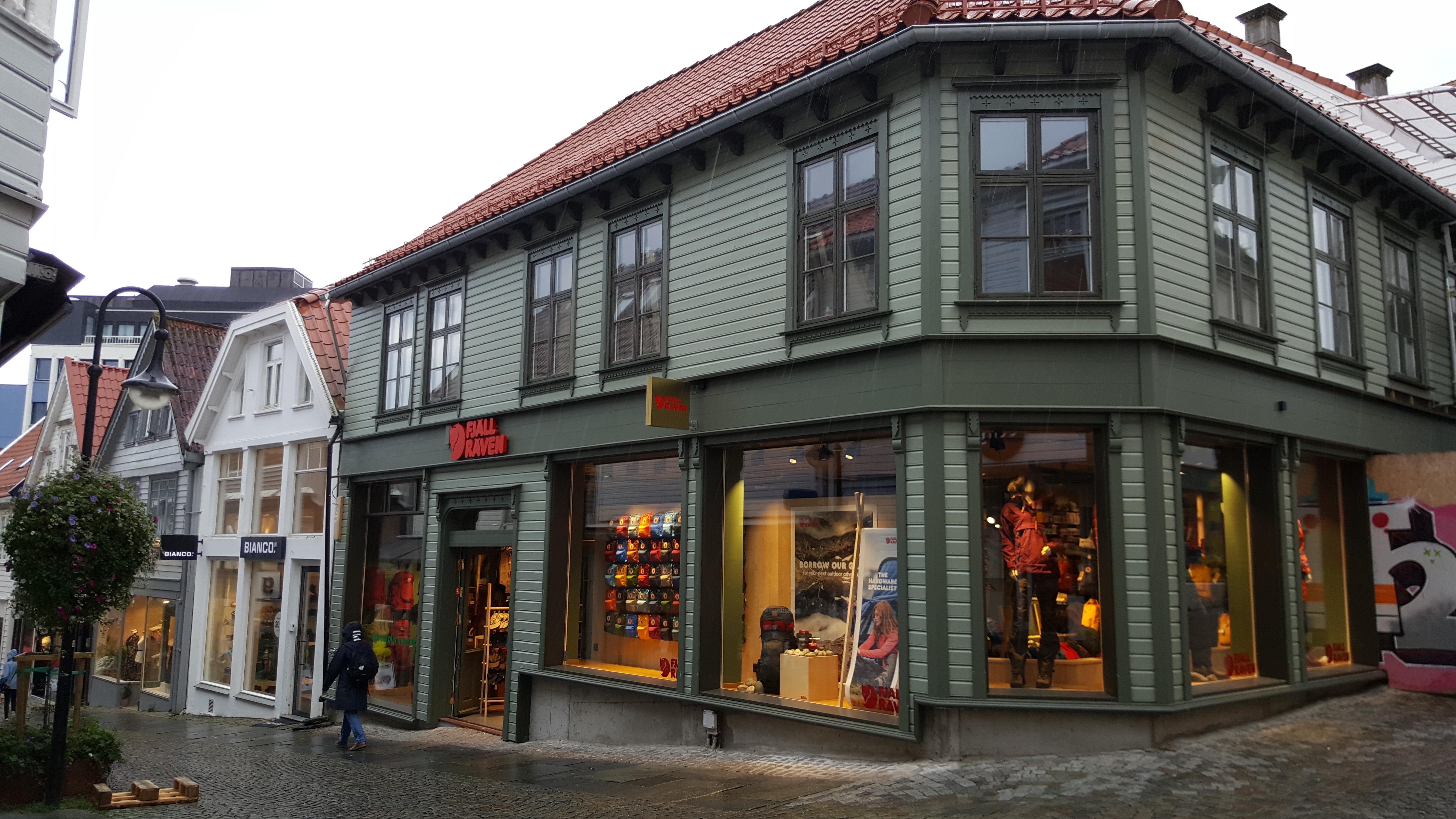 Fjallraven retailer in Stavanger, Stavanger