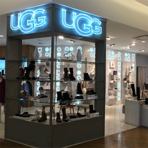 UGG - Shoe Store Front Image in New York,New York