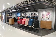 Store interior of Victorinox Brand Store - Landmark North, Sheung Shui