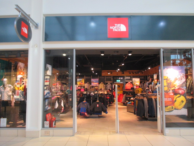 pretty nice 3be9e a61a7 The North Face® Store at Unit 55 Almondvale Avenue ...