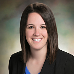 Michelle Russell portrait image. Your local financial advisor in Marshfield,