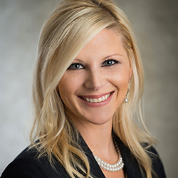 Portrait of Melissa Covert